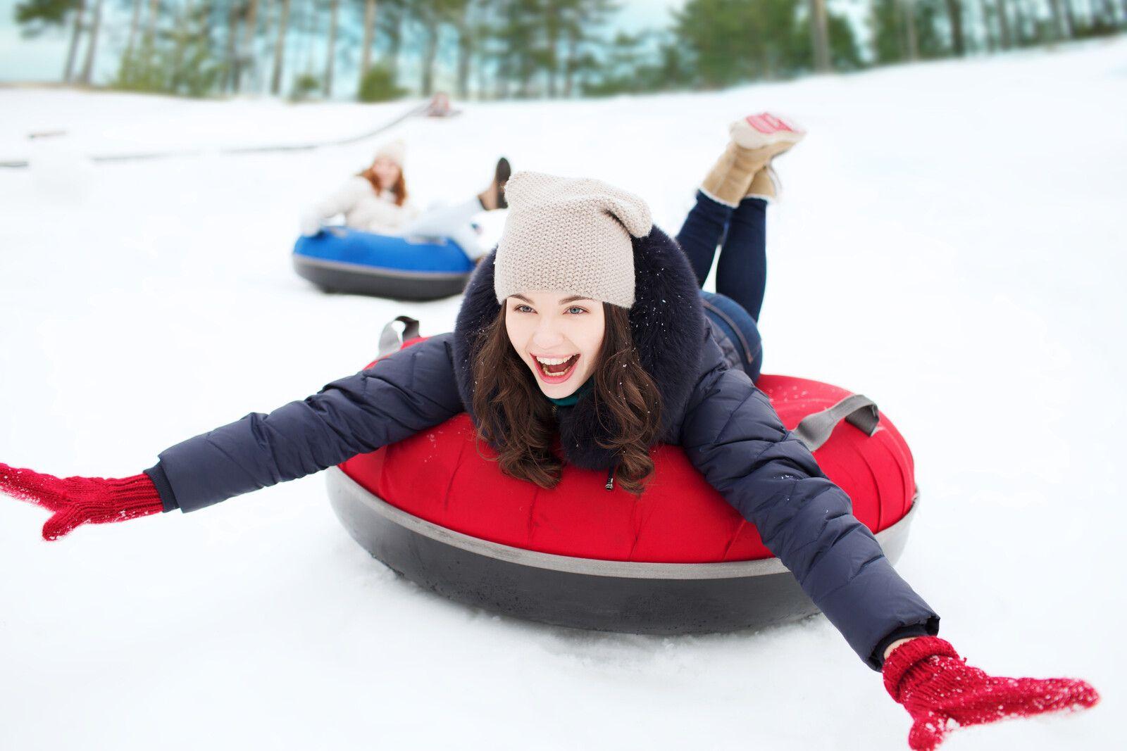 Snowtubbing - zapraszamy do Szczyrku!