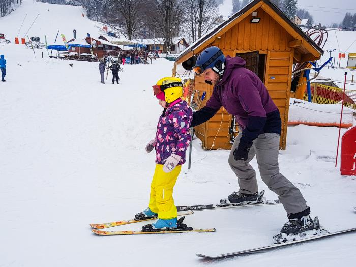 Szkółka narciarska - Szczyrk